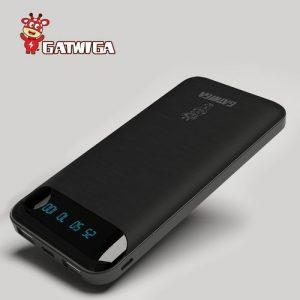 GATWIGA Power Bank 10000 MAh LED Display Type C&Micro Input discountshub