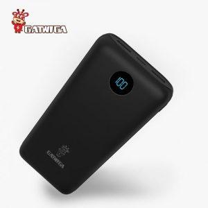 GATWIGA Power Bank 20000 MAh LED Display Type C&Micro Input discountshub
