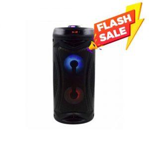 Indoor/Outdoor Subwoofer Bluetooth FM Speaker SUPPORTS MIC discountshub