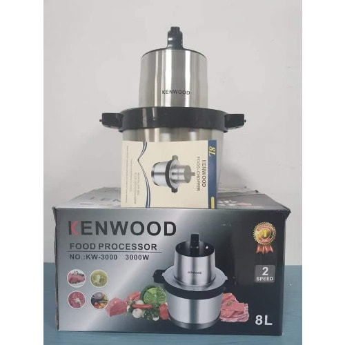Kenwood 8 Litres 2in1 Yam Pounder And Food Processor 3000watts discountshub
