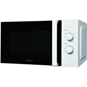 Kenwood 800w 20l Microwave Oven - White, Mwm100 discountshub