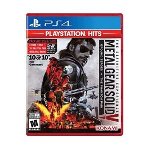 Konami Metal Gear Solid V:The Definitive Experience - PlayStation 4 discountshub
