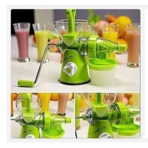 Manual Juice And Vegetable Blender discountshub