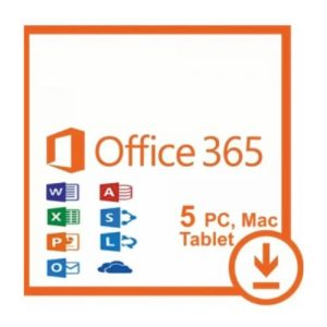 Microsoft Office 365 For Business - 5 Users - Lifetime discountshub