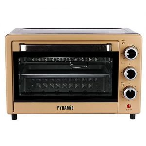 Pyramid 22L Electric Oven With Toaster Grill And Baker discountshub