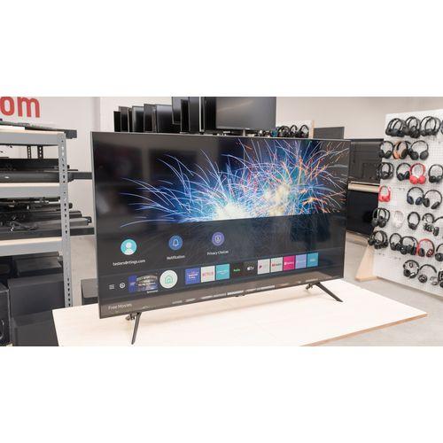 "Samsung 55""Smart Crystal UHD 4K TV-Netflix,Youtube,Apple Airplay-55TU8000 discountshub"