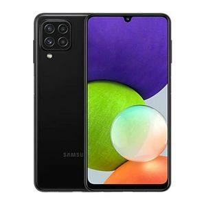 """Samsung Galaxy A22 - 6.4""""- 4GB - 64GB - 5000mAh - Black discountshub"""