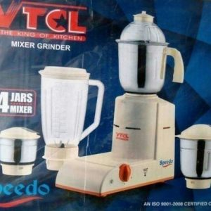 VTCL Mixer And Grinder Set - Heavy Duty-750watts discountshub