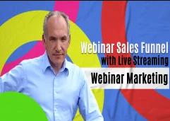 Webinar Sales Funnel with Live Streaming Webinar Marketing discountshub