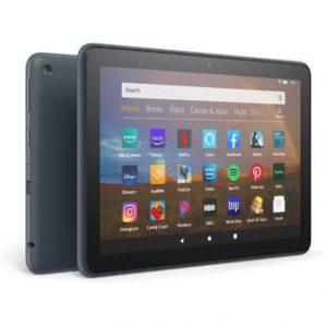 Amazon Fire Hd 8 Plus Tablet - Hd Display - 32gb Rom - 3gb Ram - Black discountshub