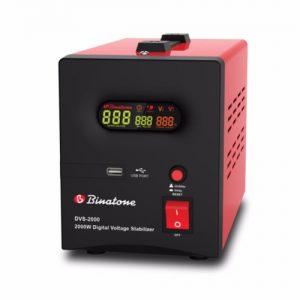 Binatone Digital Automatic Voltage Stabilizer - DVS-2000 discountshub