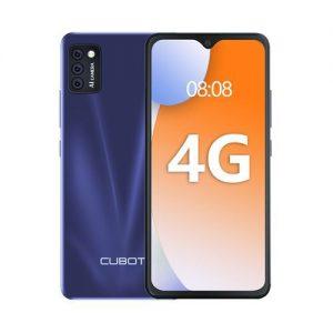 Cubot Note 7, 5.5 Inches,4G LTE,2GB + 16GB,3100mAh (Dual SIM),Triple Camera -Blue discountshub