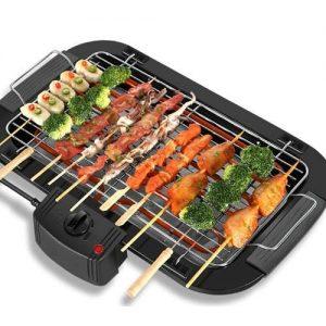 Electric Barbecue Grill - 2000W discountshub