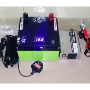 FONST MOBILE POWER STATION, 532Wh, Neon Green discountshub