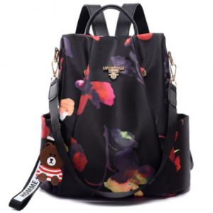 Fashion Anti-theft Women Backpacks Oxford Cloth Shoulder Bags for Teenagers Girls Large Capacity School Bags Travel Backpack discountshub