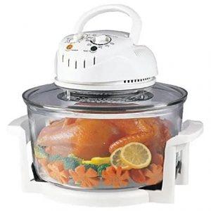 Flavor Wave Modern Cooking Turbo Halogen Oven - 1400w discountshub