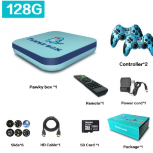 Game Console for PS1/PSP/DC 50000+ Games Super Console WiFi Mini TV Kid Retro Video Game Player Support Wireless Controllers discountshub