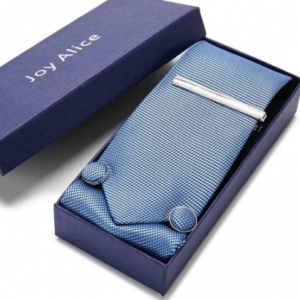 Gift Box 38 styles Tie Set Hanky Cufflinks With Gift Box Jacquard Woven Neckties Set For Men Wedding Party Lots of accessories discountshub