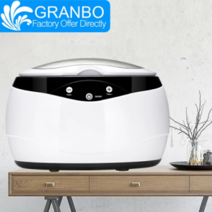 Granbo household ultrasonic cleaner bath 600ML 35W Sonic washer for Jewelry glasses watches chain manicure coins tattoo parts discountshub