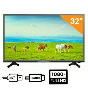 Hisense 32 Inch LED HD TV & Wall Bracket (1 Year Warranty) discountshub
