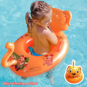 Inflatable float Baby swimming pool buoy for 0-5 age bebes swim ring kids floating summer toys newborn bathing ring accessories discountshub