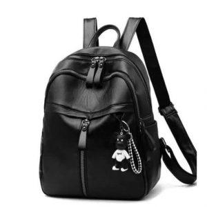 Ladies' Backpack - Black discountshub