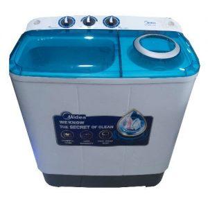 Midea 8kg Twin Tub Semi-automatic Washing Machine -MTA80-P701S discountshub