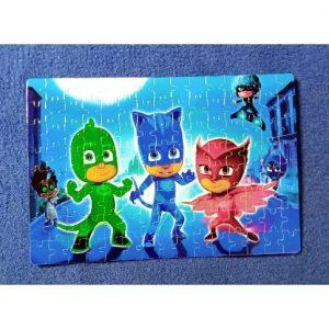 PJ Masks Cartoon Kids Jigsaw Puzzle discountshub