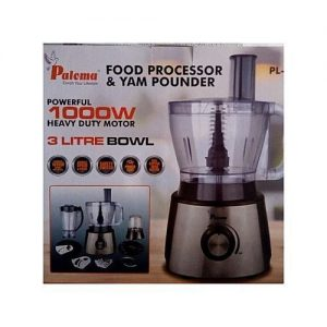 Paloma Multipurpose Food Processor And Yam Pounder 1000W discountshub
