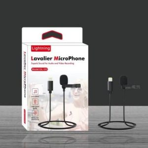 Professional Microphone For Iphone Type C - Lightning Connector discountshub
