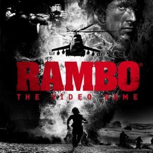 RAMBO The Video Game - PC Game discountshub