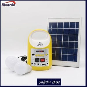 Salpha Energy Solar Energy Home Lighting Kit - Bass discountshub