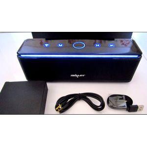 Zealot S7 Touch Panel Speaker With Bluetooth & Powerbank Function discountshub