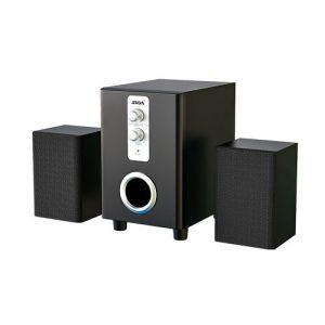 Sada 3 In 1 Home Speaker 3.5mm Wired Computer PC Speakers USB Powered Sound Box discountshub