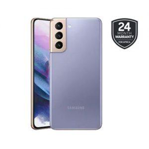 Samsung Galaxy S21 Dual SIM, 6.2inches, 256GB 8GB RAM 12/12/64 MP Rear Camera, 5G, Phantom Violet discountshub