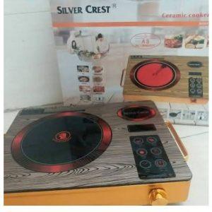 SilverCrest Electric Ceramic Cooker - 2000watts discountshub