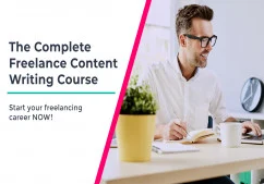 The Complete Freelance Content Writing Course discountshub