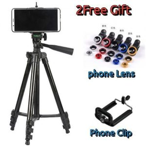 3120 Compact Portable Photography Camera Tripod Stand With Holder Control discountshub