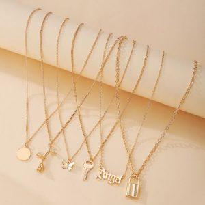 6 In 1 Necklace For Ladies discountshub