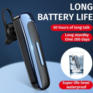 80 hours Wireless Earphone Bluetooth Handsfree Earbuds Headset Handsfee Calls Remind For Phone With Mic For Driving Traveling discountshub