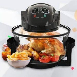 Bosch 8 In 1 Halogen Oven - 20l -3500w discountshub