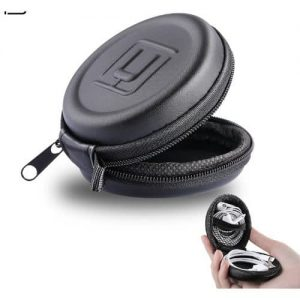 Earphone, Sd Cards, Earbuds And USB Cable Portable Storage Case Box discountshub