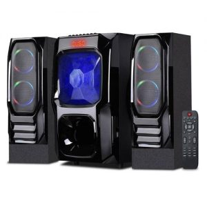 Enkor New Extra Bass Home Theater System With LED Display discountshub