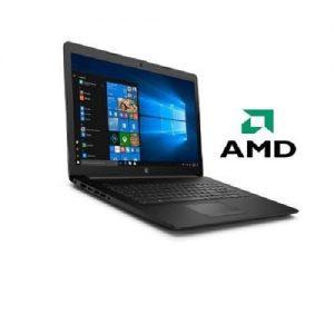 HP Hp 14 - Amd Athlon Silver - 8GB RAM - 1TB HDD - Windows 10 + Free Mouse - Black discountshub