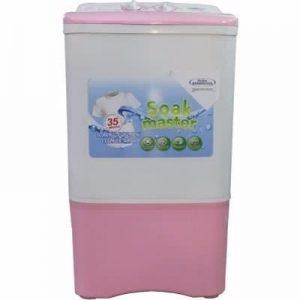 Haier Thermocool Washing Machine - Tlw06 - Pink discountshub