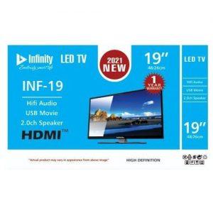"Infinity 19""INCH TV HD WITH 1YEAR WARRANTY - Promo Price discountshub"