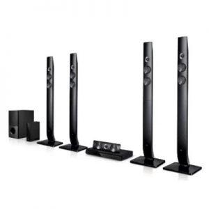 LG Dvd Bluetooth Home Theater+wireless Rear Speakers-aud756tw discountshub