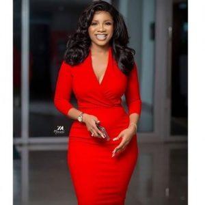 Ladies Fancy Red Dress discountshub