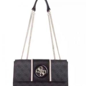Luxury and American 2021 European Women's Bag Net Red One Shoulder Pu Handbag Star One Shoulder Messenger Bag discountshub