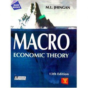 Macro Economic Theory discountshub